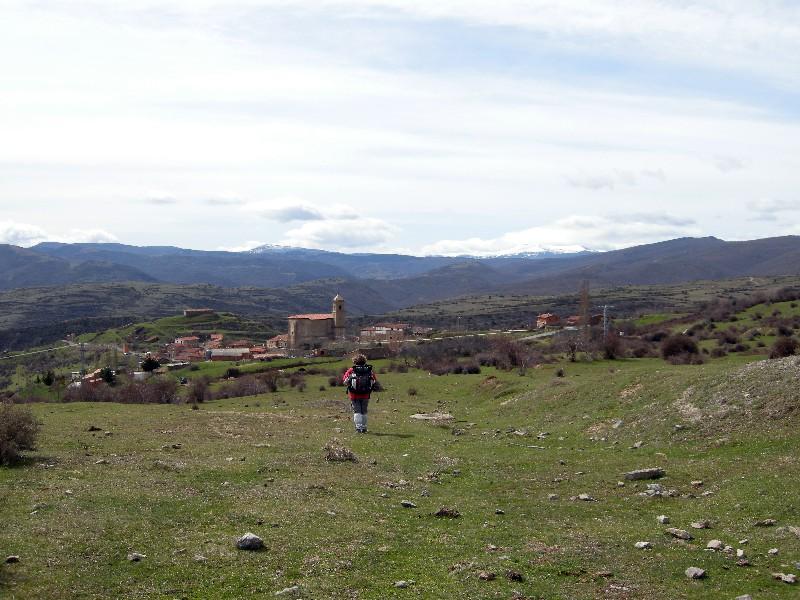 Foto van GR-93 (Etapa 6) s Román de Cameros - Laguna (carreiros.es)